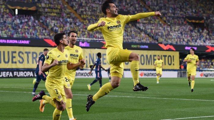 HASIL Liga Europa - Arsenal Kandas Di Markas Villareal, Unai Emery Sukses Balaskan Dendam