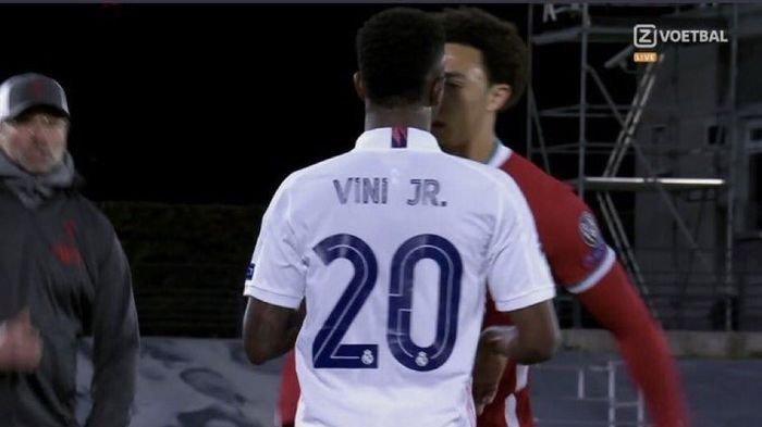 Update Hasil Liga Champions - 2 Pemuda Real Madrid dan Liverpool Nyaris Baku Hantam, Klopp Tenangkan