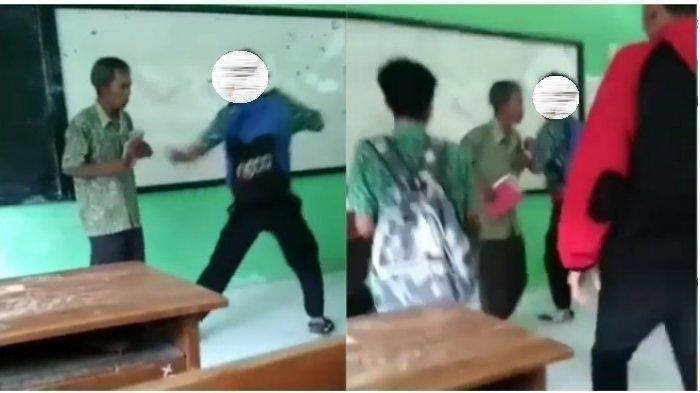 Viral Video Guru Diduga Dikeroyok Murid, Ini Fakta di Baliknya, Kepala Sekolah Akhirnya Buka Suara