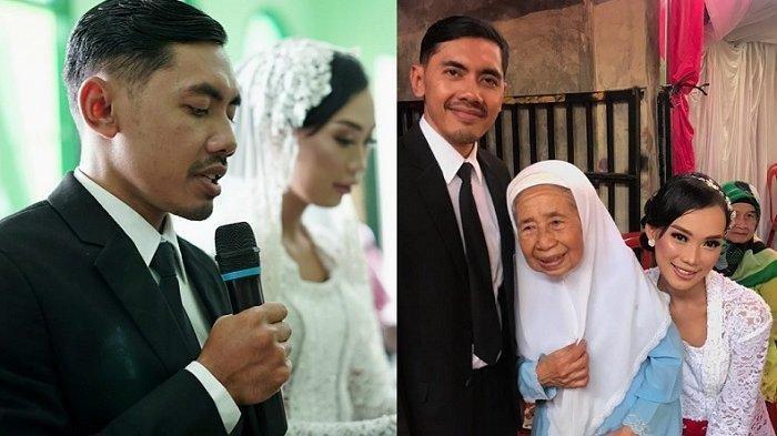 Viral Kisah Pengantin Menikah hanya dengan Biaya Rp 5,5 Juta, Begini Ekspresi Tamu saat Berfoto