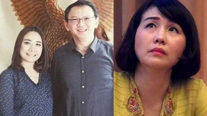 VIRAL Postingan Mantan Istri Ahok Veronica Tan, Makan Bareng Ahok (BTP) dan Istri Puput? Videonya