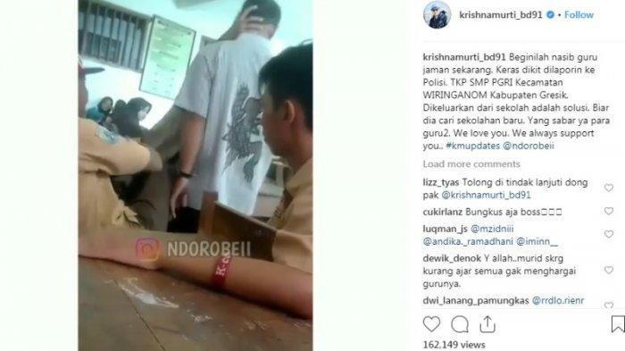 NASIB GURU Ditantang Murid Kurang Ajar, Sang Guru Nyaris Dipukul dan Jadi Bahan Tertawaan di Kelas