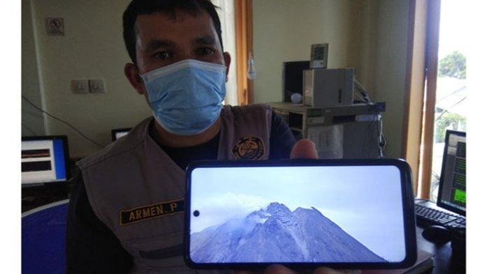Kubah Lava Gunung Sinabung Semakin Besar, Volume Diperkirakan Lebih 2,5 Juta Kubik