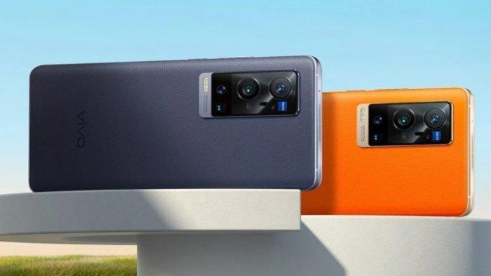 Smartphone Vivo X60 dan X60 Pro Meluncur, Harga  Selisih Rp 2 Juta, Simak Spesifikasi Lengkap