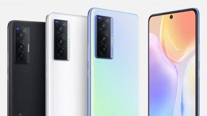 POPULER VIVO Bocorkan Smartphone Flagship X70 Pro Terbaru, Penerus Vivo X50