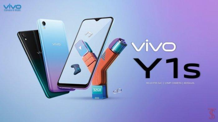 DAFTAR Smartphone Vivo Harga 1 Jutaan, Bandingkan Handphone Lainnya dengan Harga 2 Jutaan