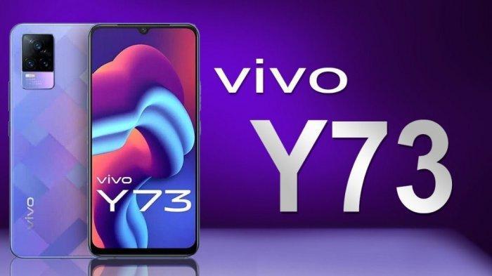VIVO Y73 - Vivo menelurkan seri Y, yakni Vivo Y73 dengan dapur pacu yang mumpuni. (Tribun-medan.com/IST)