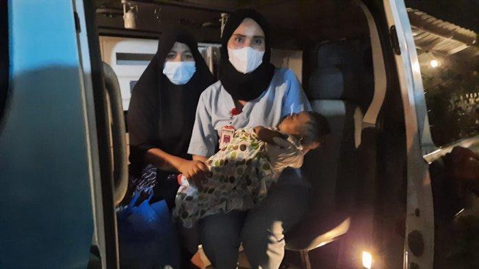 Bobby Nasution Boyong Bayi Penderita Astresia Bilier ke RS Adam Malik Malam Ini