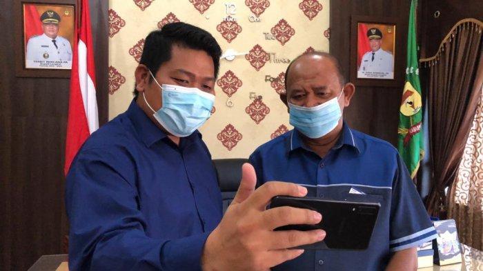 Wakil Bupati Langkat Selalu Imbau Warga Ikuti Protokol Kesehatan