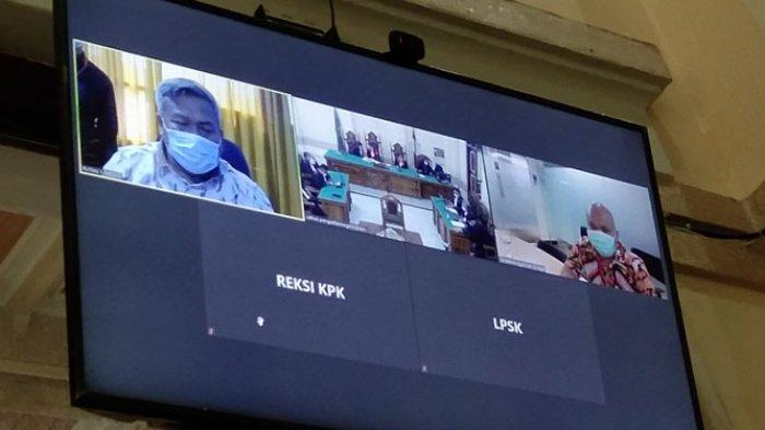 Mantan Bupati Labura Haji Buyung Pikir-pikir Divonis 18 Bulan Penjara