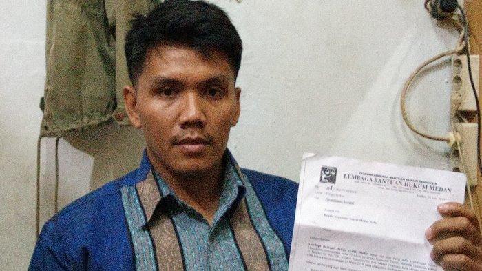 Wakil Direktur LBH Medan Kecam Penyiraman Air Keras Terhadap Wartawan