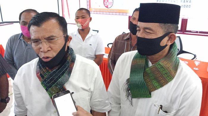 Lolos Verifikasi Pilkada Simalungun, Purn Jenderal Bintang 2 Polri: Yakinlah Kami Tak Ingkar Amanah