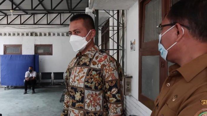 Wagub Sumut Ijeck Ngamuk, Lokasi Swab Test Amburadul Langsung Ditutup, Kadis Kesehatan Alasan Dana