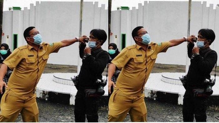Siapa Sebenarnya Wahyu Kaban? PNS RSJ Prof Ildrem Ajak Wartawan Berkelahi, Ombudsman: Kayak Preman