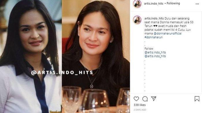 Nasib Artis Senior Berwajah Cantik & Awet Muda, Dulu Sempat Cerai dari Cucu Soekarno