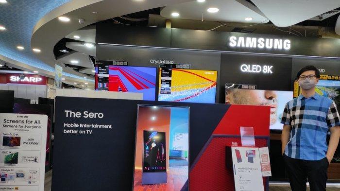 Hadir di Artech Electronics, Beli Televisi The Sero Dapat Hadiah Handphone Samsung Galaxy A52