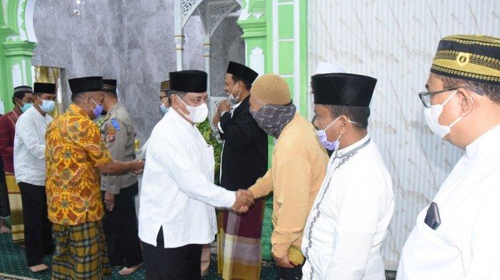 Wakil Bupati Deli Serdang Galangkan Gerakan Shalat Shubuh Berjama'ah di Tanjung Morawa