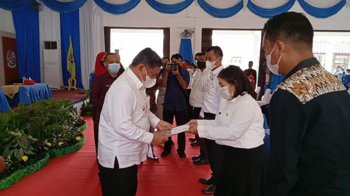 Kisah Honorer Deliserdang Terima SK PPPK: Kecil Kalilah Memang Gaji Honorer
