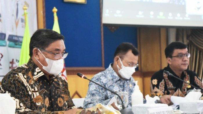 Wakil Bupati Ikut Rapat Kemenpan-RB, Evaluasi Penerapan SAKIP Di Pemkab Deli Serdang