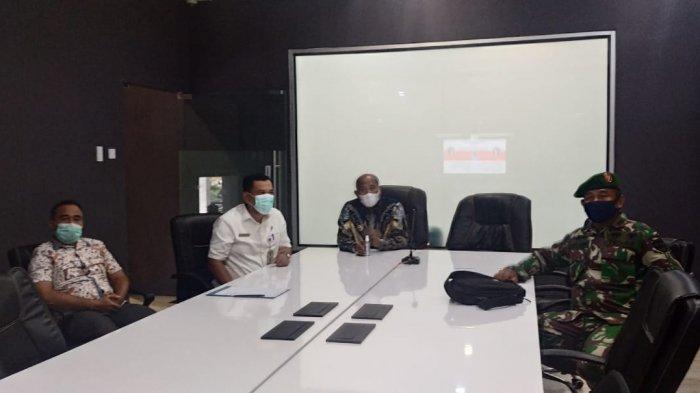 Pemkab Langkat Ikuti Webinar, Kempan RB Terbitkan Program Menuju Birokrasi Bersih