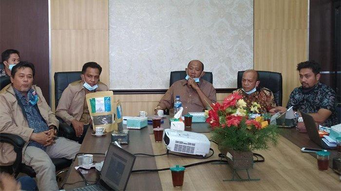 Wakil Bupati Langkat Terima Audiensi PT NSES, Bahas Tata Cara Kelola Sampah