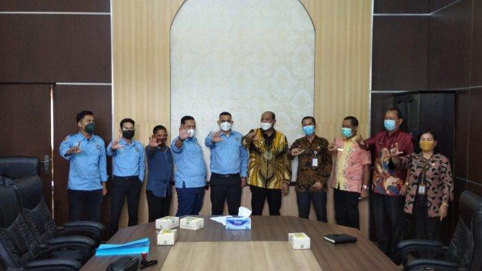 SEJUMLAH LSM di Kabupaten Langkat Siap Bantu Wujudkan Visi dan Misi Bupati dan Wakil Bupati
