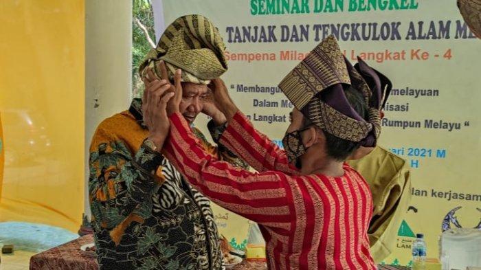 Gelar Seminar, PB MBN Langkat Perkenalkan Budaya Melayu untuk Orang Muda