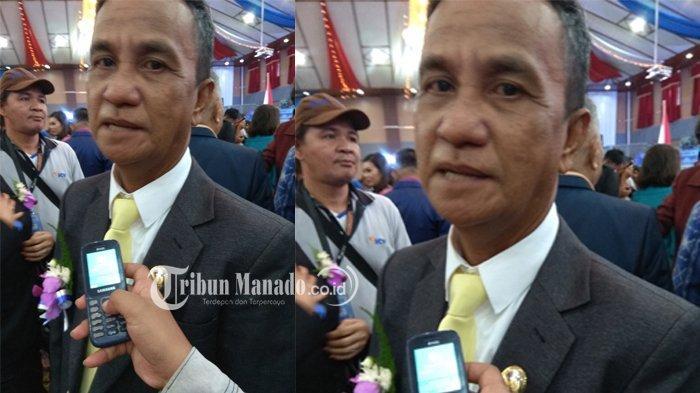 Wakil Bupati Sangihe, Helmud Hontong