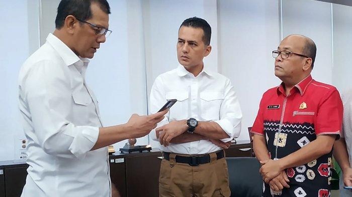 Menteri BUMN Erick Thohir Puji Sosok Doni Monardo yang Kini Jadi Komisaris Utama PT Inalum