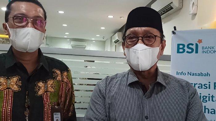 Wakil Ketua MUI Sumut Ikut Aktivasi Migrasi Rekening BSI, Harapkan Kemajuan Perbankan Syariah