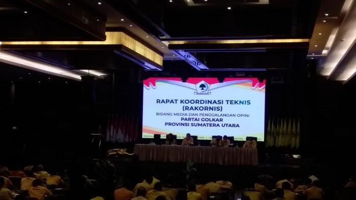 Partai Golkar Akan Bangun Citra Ketua Umum Airlangga Hartarto hingga Tingkat Desa