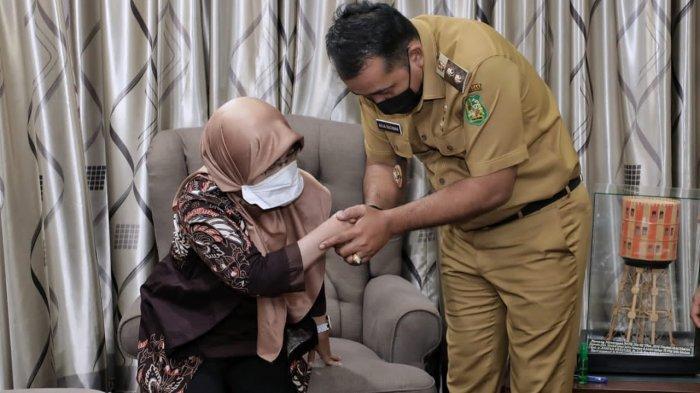 Bertemu Wakil Wali Kota Medan, Para Penyandang Disabilitas Sampaikan Beberapa Hal Ini