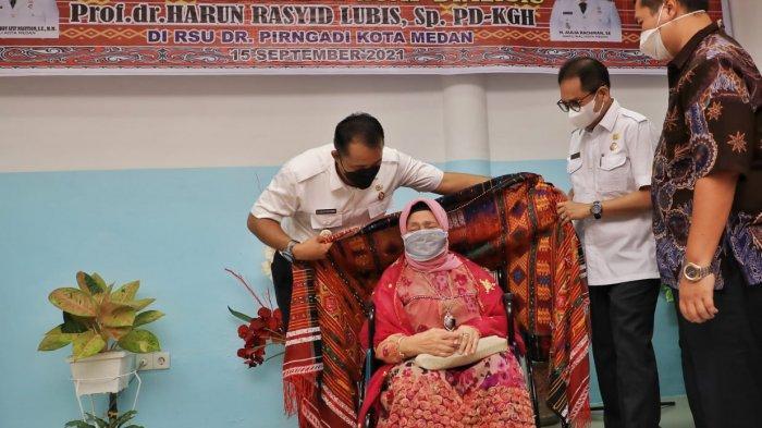 Pemko Medan Abadikan Nama Prof dr Harun Rasyid Lubis Jadi Ruangan Haemodialisis di RS dr Pirngadi