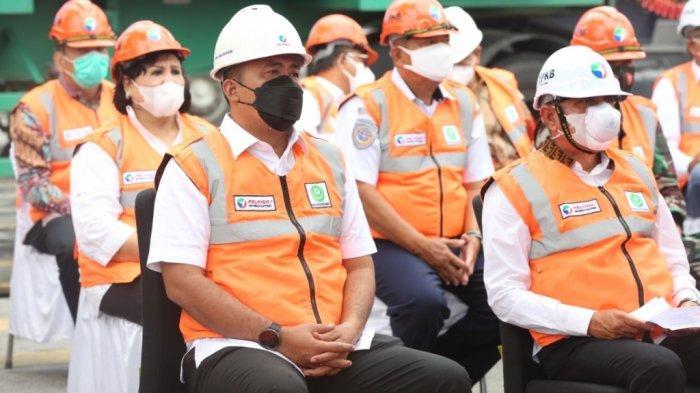 Wakil Wali Kota Medan Lepas Ekspor Bahan Pertanian dari Pelabuhan Belawan