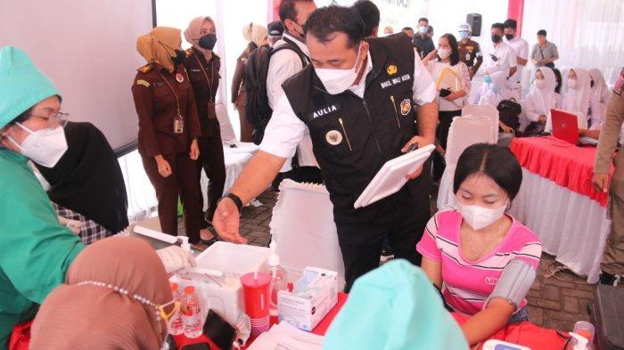 Wakil Wali Kota Medan Apresiasi Program Adyaksa Peduli Vaksinasi Covid-19