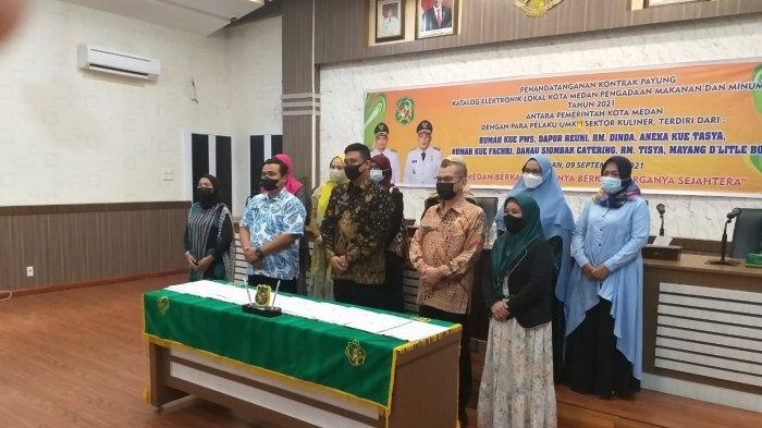 Sudah Kerjasama Masuk E-katalog, Begini Harapan UMKM Kota Medan