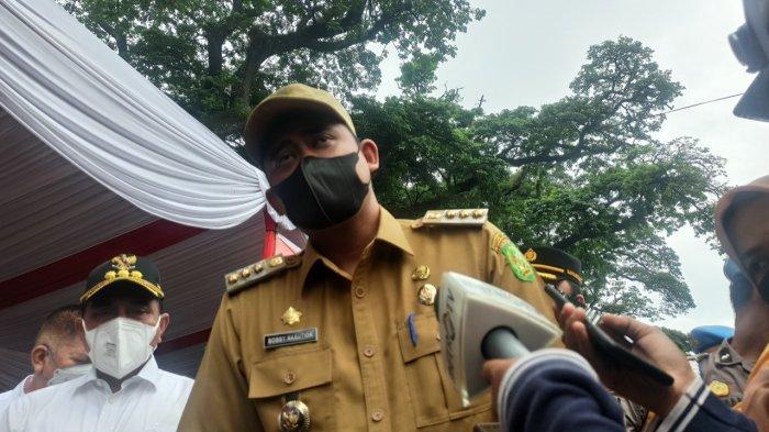 Bobby Nasution Ingatkan Warga Jangan Cemooh Pasien Covid-19, Dorong Vaksinasi Presiden Jokowi