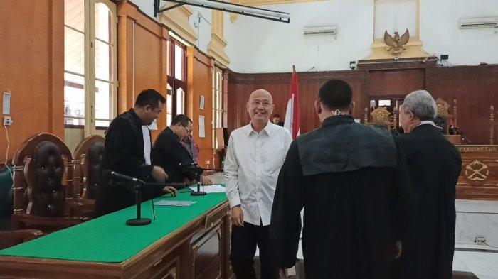 Eksepsi Penasihat Hukum Dzulmi Eldin, Dakwaan Jaksa KPK Tak Sesuai Prosedur