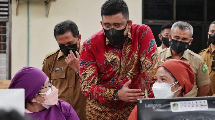 Nasib Tragis Syamsul Arifin Nasution, Baru 4 Bulan Menjabat Plt Kadis Kesehatan Dicopot Wali Kota