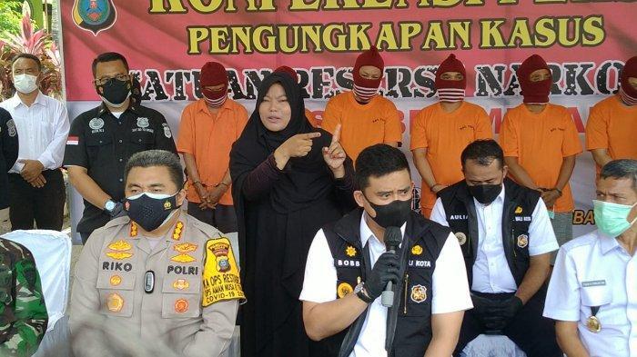 Bobby Nasution Janji Bangun Panti Rehabilitasi Narkoba Gratis di Kota Medan dan Ingin Punya BNN Kota