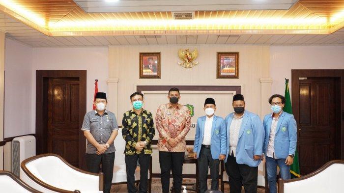 Wali Kota Medan Ajak DPD BKPRMI Kota Medan Sukseskan Program Masjid Mandiri