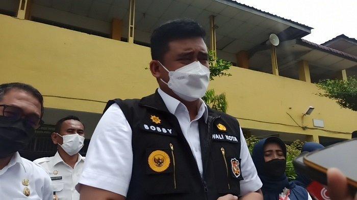 Begini Komentar Wali Kota Bobby Nasution Terkait BNN Gerebek Kampus USU