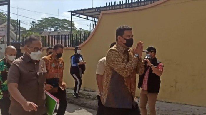 WALI Kota Bobby Nasution Penuhi Panggilan Ombudsman terkait Tabung Oksigen Diduga Kosong RS Pirngadi