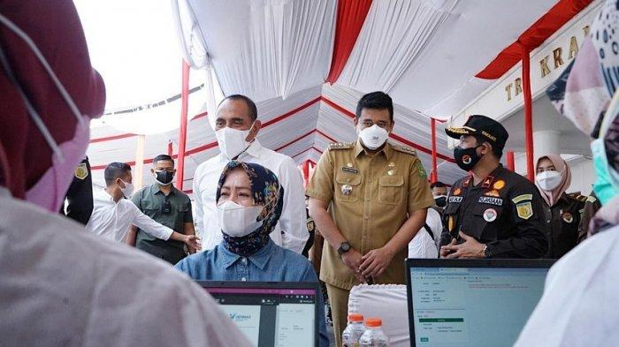 Bobby Nasution Tegas dan Berkomitmen Kuat Tekan Kasus Covid-19, Pengamat: Faktor Penting