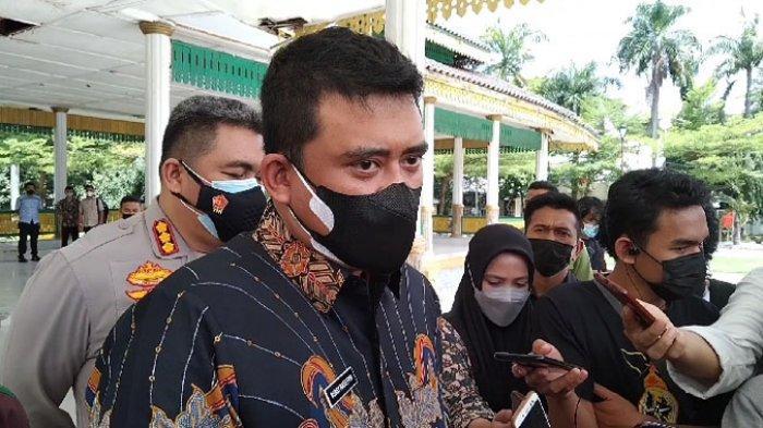 Mengikuti Arahan Presiden Joko Widodo, Wali Kota Medan Pastikan Warga Harus Patuh Prokes
