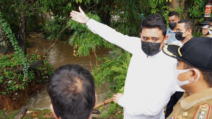 Jadi Prioritas, Bobby Nasution Perintahkan Kadis Bentuk Tim Atasi Sampah di Sungai Deli