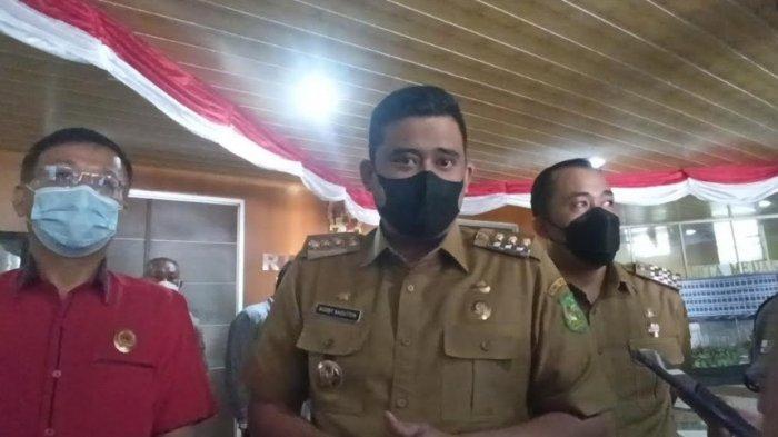 MEDAN Segera Turun ke PPKM Level 3, Bobby Nasution Klaim BOR Sudah di Bawah 30 Persen