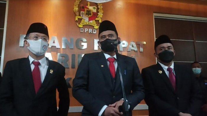 TELAH Sepakati KUA-PPAS R.APBD 2022, Berikut Penjelasan Bobby Nasution