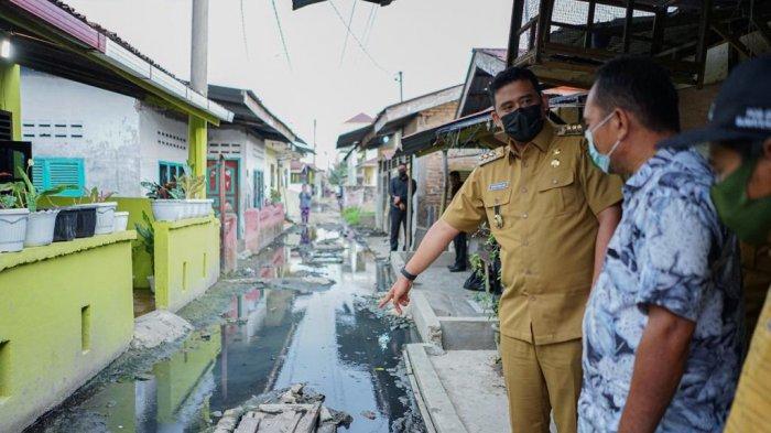Strategi Penanganan Banjir Bobby Nasution: Upgrading Dimensi Drainase hingga Pompa dan Kolam Resapan