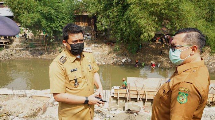 Sungai Bedera Jauh Lebih Bersih, Warga Ucapkan Terima Kasih ke Bapak Wali Kota Medan